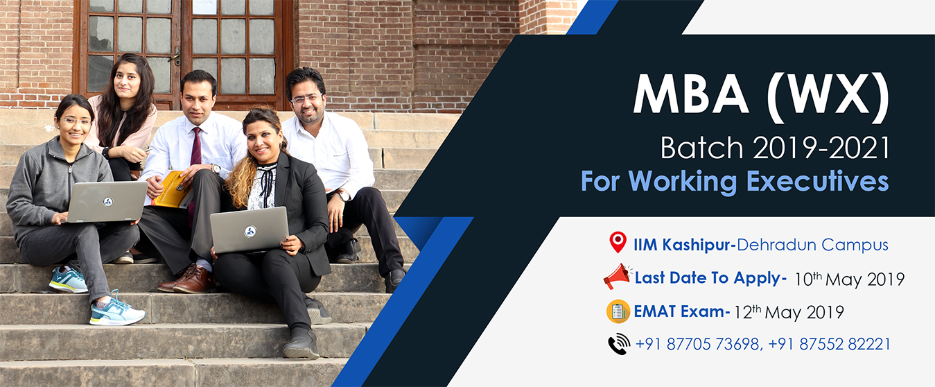 MBA (WX) Admission